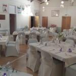 Chanctonbury Room - wedding layout